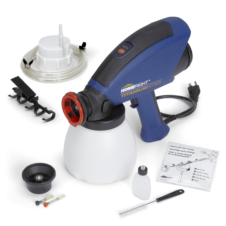 Home Right C800917 Heavy Duty Paint Sprayer (Power Spraye...
