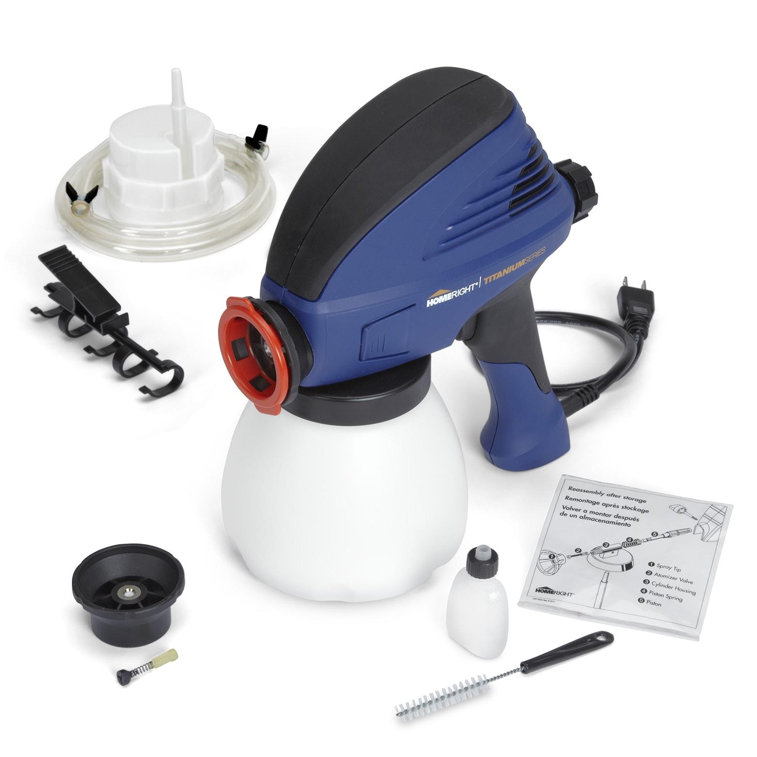 Home Right C800916 Medium Duty Paint Sprayer (Power Spray...