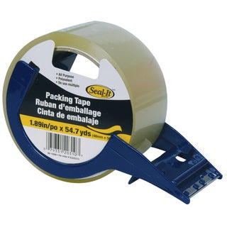 "Lepages 2-20310 1.88"" X 54.7"" Seal It All Purpose Tape With Dispenser"