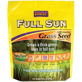 Bonide 60201 3-pound Full Sun Grass Seed