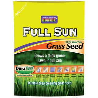 Bonide 60204 7-pound Full Sun Grass Seed