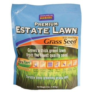 Bonide 60241 3-pound Premium Estate Lawn Grass Seed