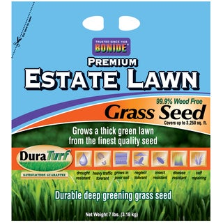 Bonide 60244 7-pound Premium Estate Lawn Grass Seed