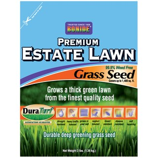 Bonide 60247 20-pound Premium Estate Lawn Grass Seed