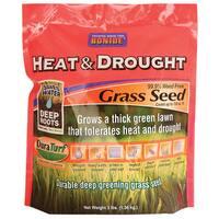 Bonide 60251 3-pound Heat & Drought Grass Seed