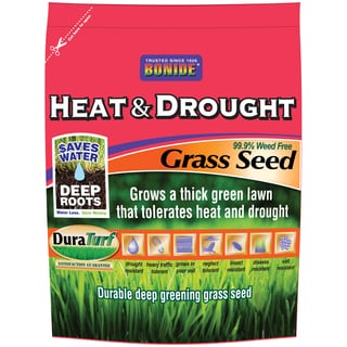 Bonide 60254 7-pound Heat & Drought Grass Seed