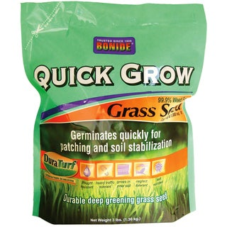 Bonide 60261 3-pound Quick Grow Grass Seed