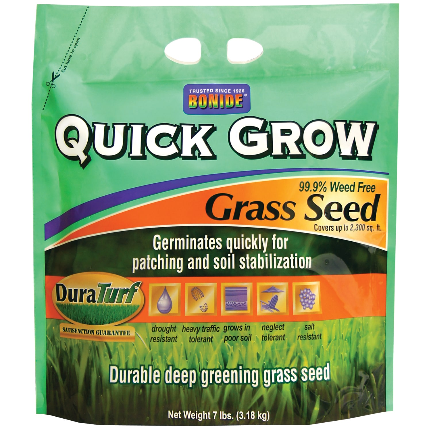 Pound Quick Grow Gr Seed
