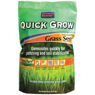 Bonide 60267 20-pound Quick Grow Grass Seed