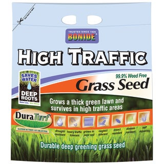 Bonide 60287 20-pound High Traffic Grass Seed