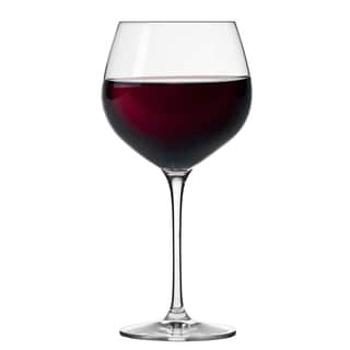 Link to Krosno Nina Hand-blown Wine Glasses (Pack of 6) Similar Items in Glasses & Barware