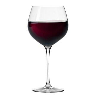 Krosno Nina Hand-blown Wine Glasses (Pack of 6)