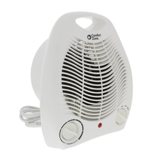 Comfort Zone CZ40 Portable Heater Fan