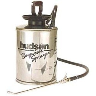 Hudson 67215 1 Gallon Bugwiser Stainless Steel Sprayer
