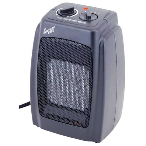 Comfort Zone CZ442 1500 Watt Compact Ceramic Heater