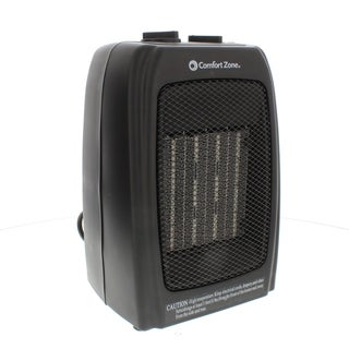 Comfort Zone CZ442 1500 Watt Compact Ceramic Heater
