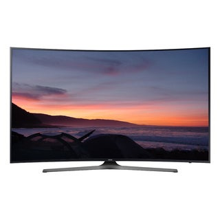 Refurbished Samsung UN65KU6500 65-inches Curved 4K Ultra HD Wi-Fi Smart LED TV