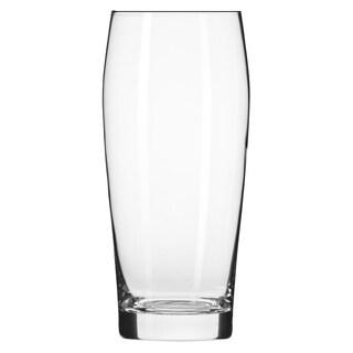 Krosno Norm Beer Glasses (Pack of 6)