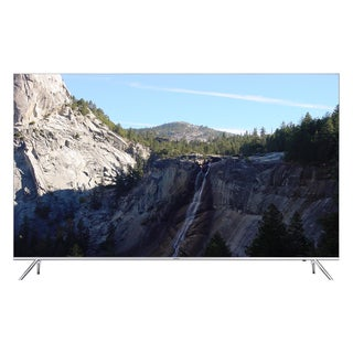 Samsung Black 60-inch Refurbished Ultra SUHD Smart LED TV