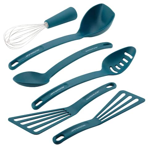 Rachael Ray(r) Nylon Nonstick Tools Set, 6-Piece, Tools and Gadgets