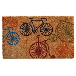 Bicycles Doormat (2' x 3')