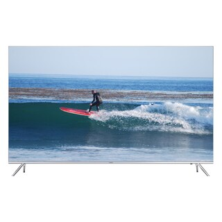 Samsung UN49KS8000 4K Ultra SUHD 49-inch Refurbished Smart LD TV with Wifi