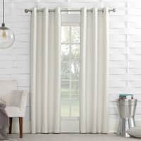 Sun Zero Thompson Lined Rod-pocket Window Curtain Panel