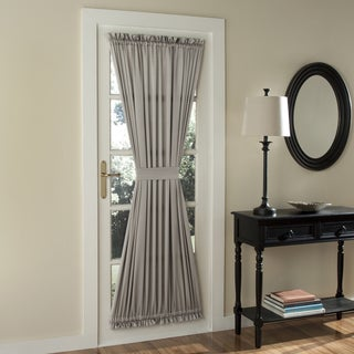 Sun Zero Galia Patio Door Window Curtain