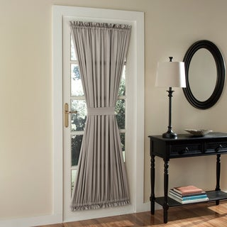 Link to Porch & Den Inez Patio Door Window Curtain Panel Similar Items in Curtains & Drapes