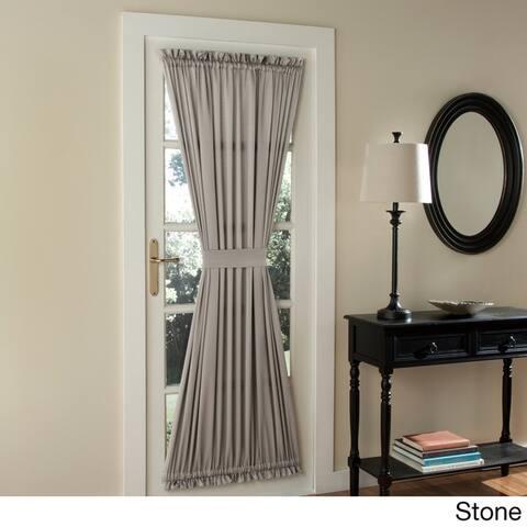 Porch & Den Inez Patio Door Window Curtain Panel