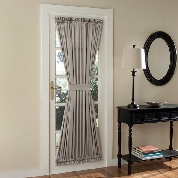 Laurel Creek Brock Patio Door Window Curtain Panel