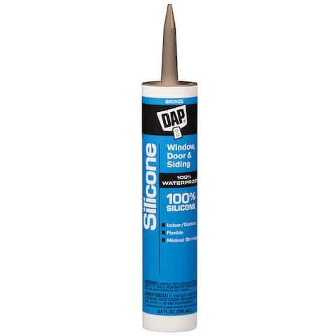 Dap 08647 9.8 fl oz Dow Corning Bronze Silicone Sealant