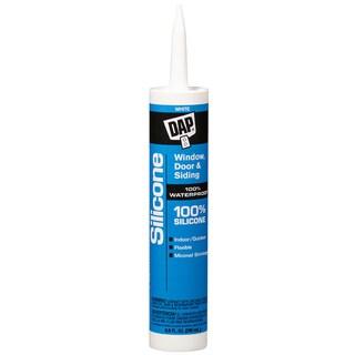 Dap 08646 9.8 Oz Dow Corning White Silicone Sealant