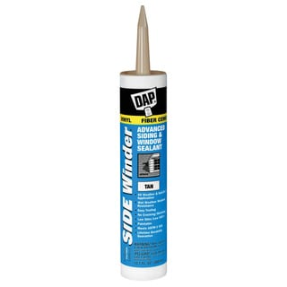 Dap 00810 Tan Side Winder Advance Polymer Siding & Window Sealant
