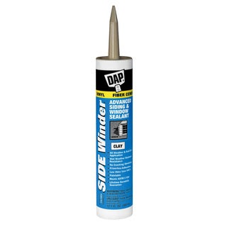 Dap 00804 Clay Side Winder Advance Polymer Siding & Window Sealant