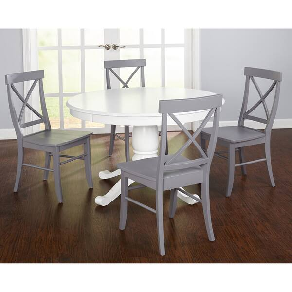 Simple Living 5 Piece Dawson Dining Set Free Shipping