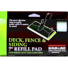 Shur Line 760C Deck, Fence & Siding Refill Pad