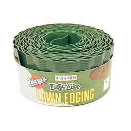 Warp Brothers LE-440-G Easy-Edge Green Lawn Edging (Edgin...