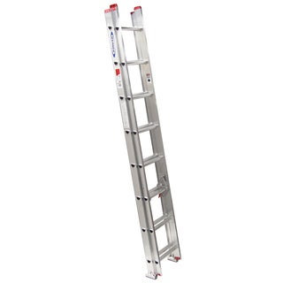 Werner D1116-2 16' Aluminum Extension Ladder