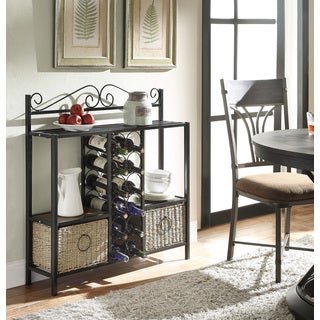 Windsor Storage Rack with Baskets