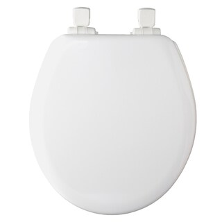 Mayfair White Round Child/Adult NextStep Toilet Seat