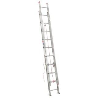 Werner D1120-2 20' Aluminum Extension Ladder