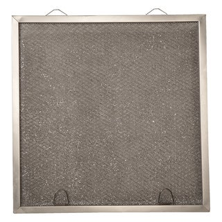 "Broan BP10 8"" X 9-1/2"" X 3/8"" Non-Duct Replacement Filter"