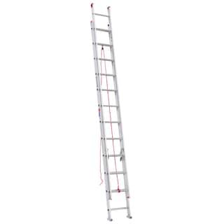 Werner D1124-2 24' Aluminum Extension Ladder