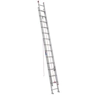 Werner D1128-2 28' Aluminum Extension Ladder
