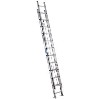 Werner D1224-2 24' Aluminum Extension Ladder