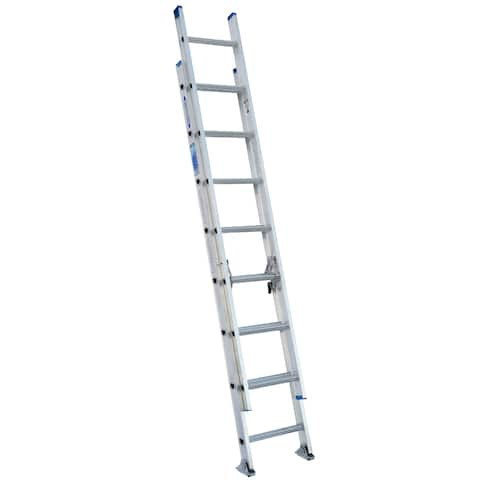 Werner D1316-2 16' Aluminum Extension Ladder