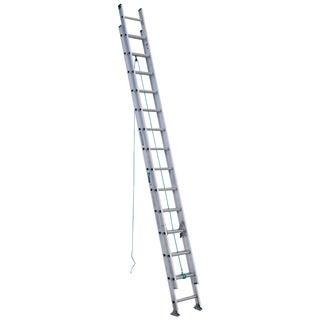 Werner D1228-2 28' Aluminum Extension Ladder