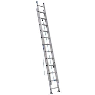 Werner D1320-2 20' Aluminum Extension Ladder