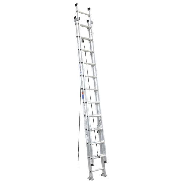 Shop Werner D1524-2 Aluminum Extension Ladder